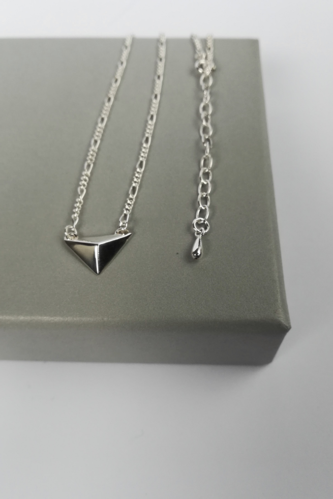 sterling-silver-facet-necklace-with-extender-chain